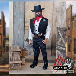Vintage Action Man Cowboy