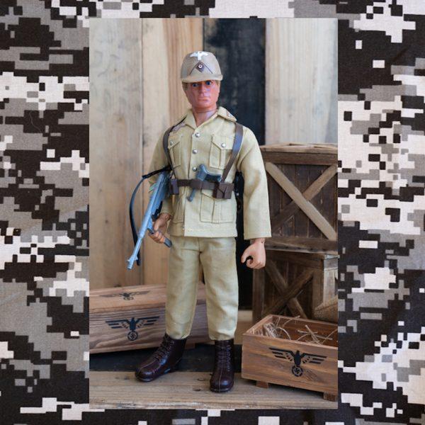 Action Man Afrika Korps