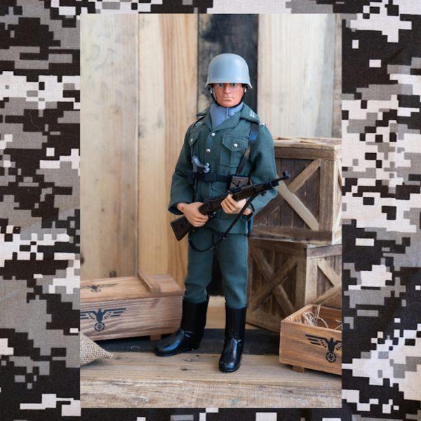 action man german stormtrooper