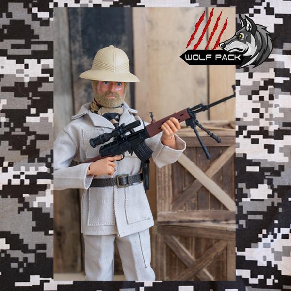 Big Game Hunter Rifle
