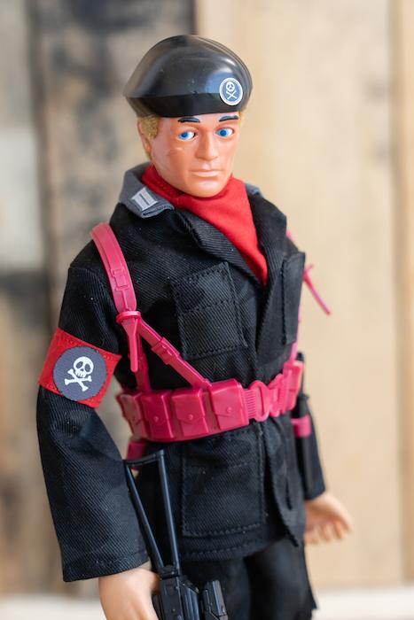 Action Man Shadow Trooper