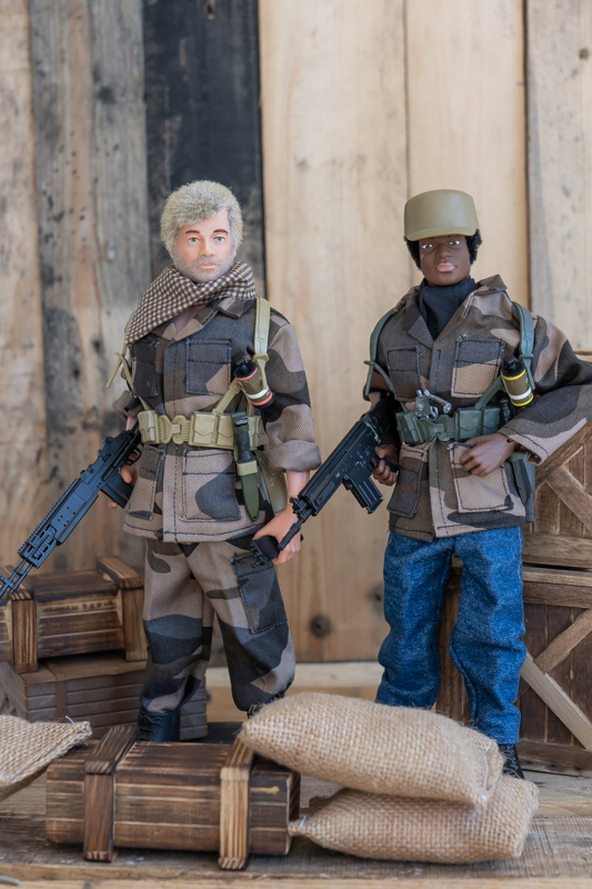 Action Man Residence