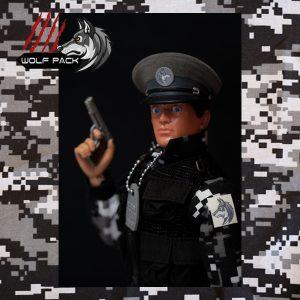 Wolf Pack Officer Cap