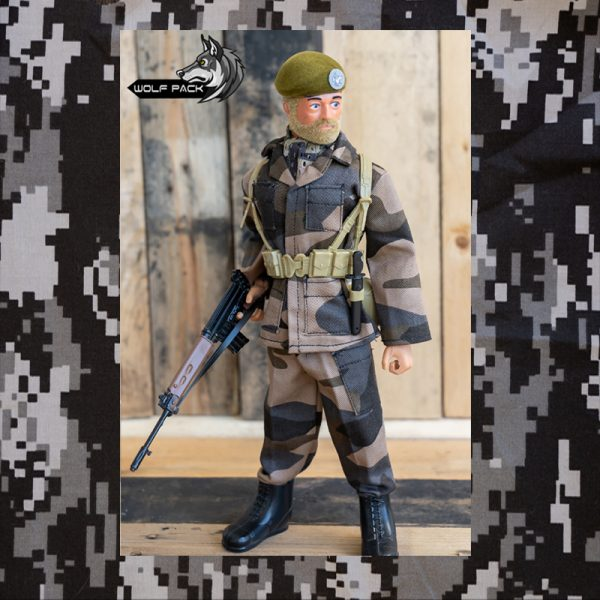 Guerrilla Fighter Fatigues