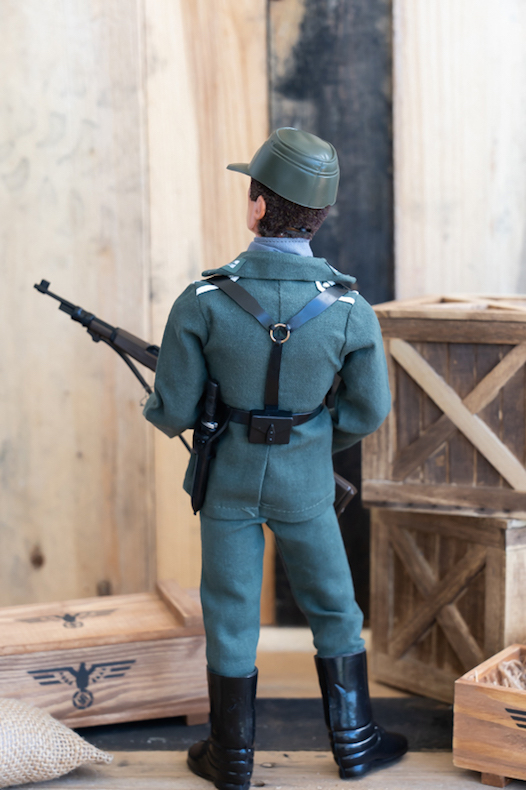 Vintage Action Man German Stormtrooper