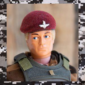 vintage Action man Paratrooper