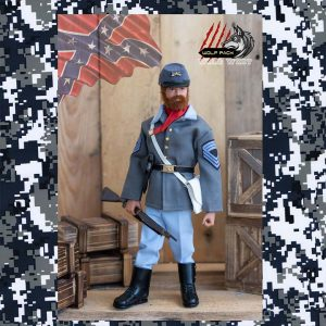 Vintage Action Man Civil War