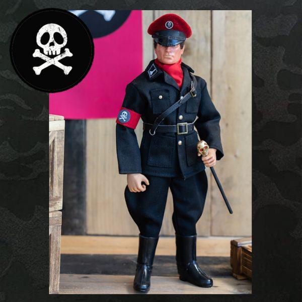 Action Man Action Force Black Major