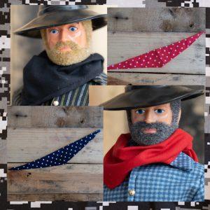 Cowboy Scarves