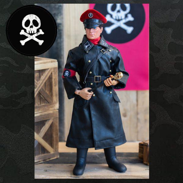 Action Force Black Major