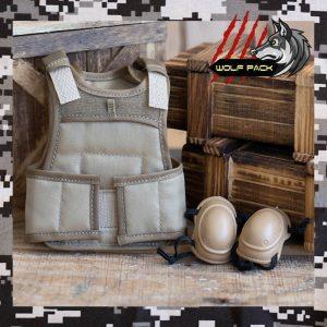 wolf pack tac vest